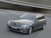 2011 Mercedes-Benz C-Class Estate, 8 of 9