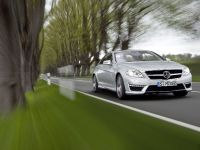 2011 Mercedes-Benz CL63 AMG, 9 of 15