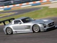 2011 Mercedes-Benz SLS AMG GT3 track testing, 6 of 7
