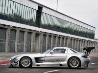 2011 Mercedes-Benz SLS AMG GT3 track testing, 7 of 7