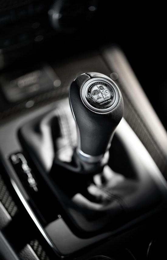 Mercedes C63 AMG Affalterbach Edition