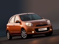 2011 Nissan Micra, 3 of 9