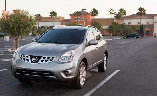 Nissan Rogue US