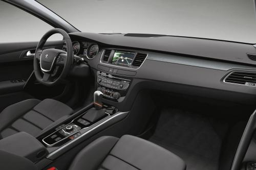 2011 Peugeot 508 в подробности и высоким разрешением