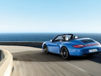 2011 Porsche 911 Carrera 4 GTS Cabriolet, 3 of 8