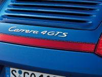 2011 Porsche 911 Carrera 4 GTS Cabriolet, 5 of 8