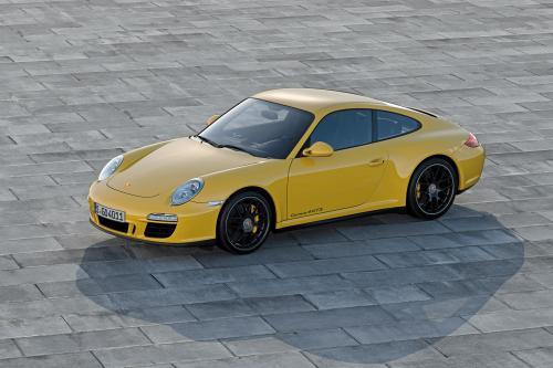 Porsche 911 Carrera 4 GTS Купе [6 эксклюзивных фотографий]