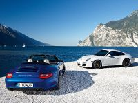2011 Porsche 911 Carrera GTS Cabriolet and 911 Carrera GTS Coupe