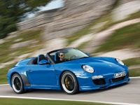 2011 Porsche 911 Speedster, 4 of 7