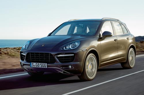 thumbs 2011 Porsche Cayenne, 1 of 8