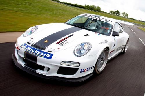 2012 Porsche GT3 Cup Challenge ГБ 7 и 8 апреля