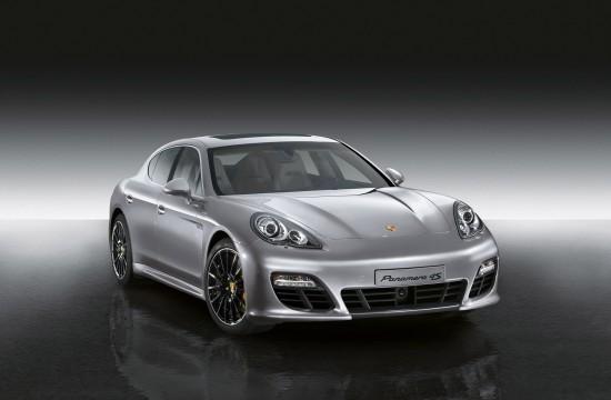Porsche Panamera 4S Sport Design