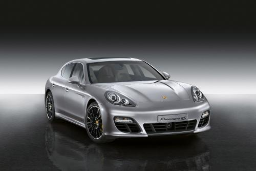 2011 Porsche Panamera 4S Sport Design - новые лакомства для luxury sedan