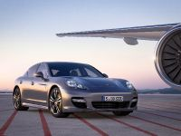2011 Porsche Panamera Turbo S, 3 of 6