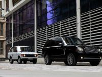 2011 Range Rover Autobiography Black 40th Anniversary Limited Edition, 18 of 22