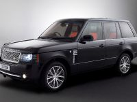 2011 Range Rover Autobiography Black 40th Anniversary Limited Edition, 20 of 22