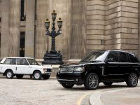 2011 Range Rover Autobiography Black 40th Anniversary Limited Edition, 21 of 22