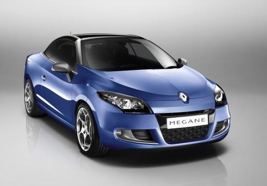 Renault Megane range