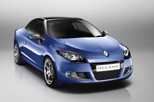 2011 Renault Megane GT Великобритания Цена
