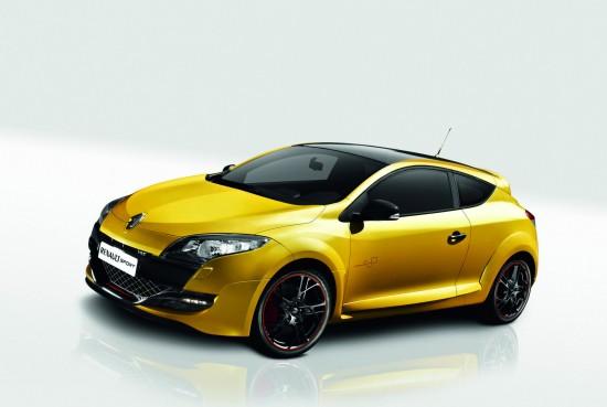 Renault Megane Renaultsport 265 Trophy