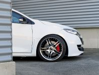 Renault Megane RS with CORNICHE VEGAS wheels