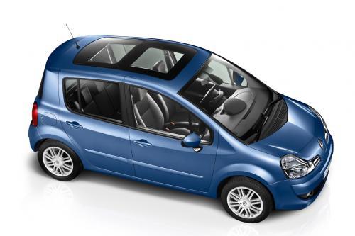2011 Renault Modus - полная информация