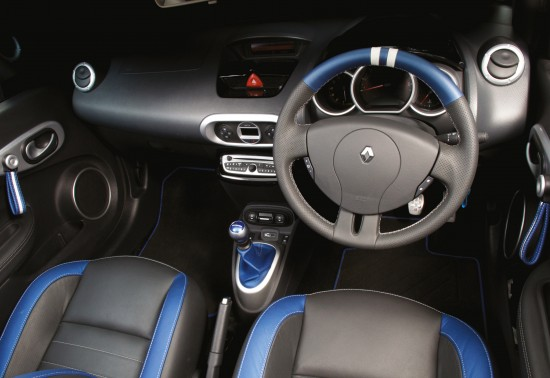 Renault Wind Roadster Gordini