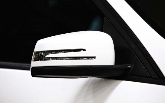 Romeo Ferraris Mercedes-Benz C63 AMG Whitestorm