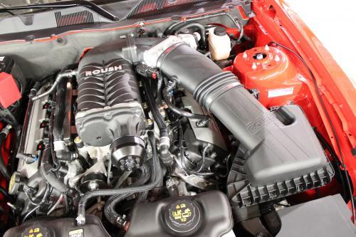 2011 ROUSH 5XR Mustang - 525 лошадиных сил и 465 фунт-фут крутящего момента