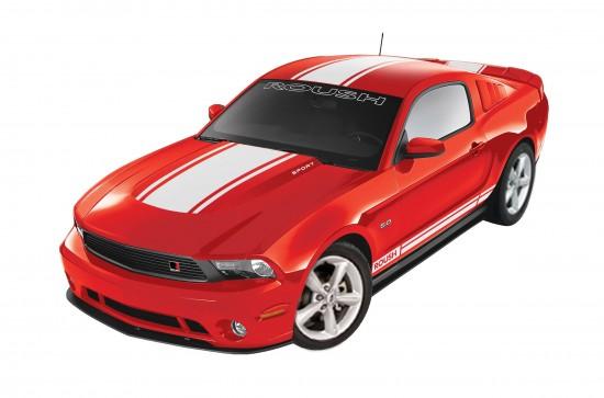Roush Sport Ford Mustang