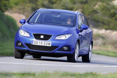 Seat Ibiza ST предлагает привлекательный дизайн и практичность
