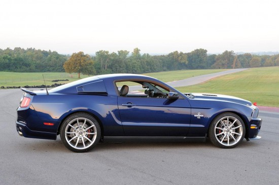 Ford Mustang Shelby GT500 Super Snake
