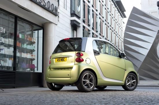 Smart ForTwo Lightshine Edition