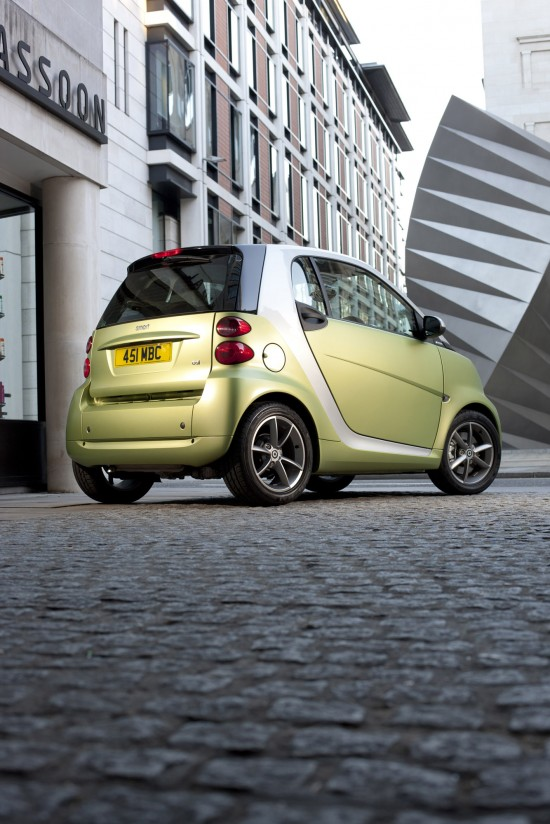 Smart ForTwo Lightshine Edition