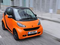 2011 Smart ForTwo NightOrange, 4 of 25