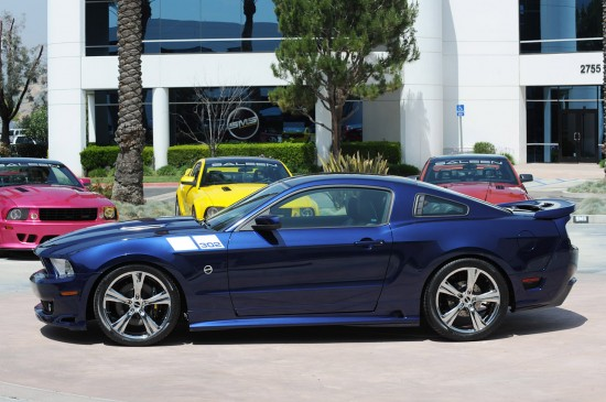 2011 SMS 302 Ford Mustang