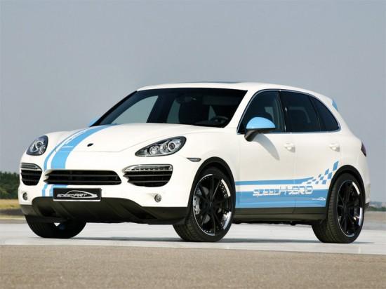 SpeedArt Porsche Cayenne