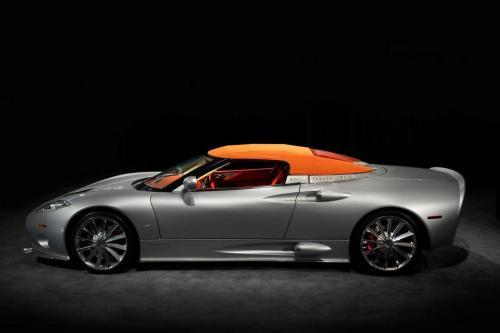 Spyker будет премьера его C8 Aileron Spyder на Ю-в автосалоне