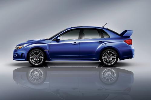 2011 Subaru Impreza WRX STI - цена и описание