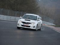 2011 Subaru WRX STI 4-door at Nurburgring, 2 of 17