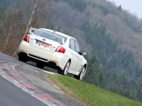 2011 Subaru WRX STI 4-door at Nurburgring, 4 of 17