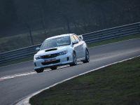 2011 Subaru WRX STI 4-door at Nordschleife Nurburgring Germany