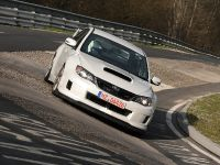 2011 Subaru WRX STI 4-door at Nurburgring, 7 of 17