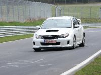 2011 Subaru WRX STI 4-door at Nordschleife Nurburgring Germany