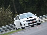 2011 Subaru WRX STI 4-door at Nurburgring, 9 of 17