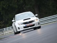 2011 Subaru WRX STI 4-door at Nurburgring, 10 of 17