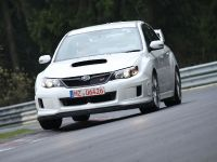 2011 Subaru WRX STI 4-door at Nurburgring, 11 of 17