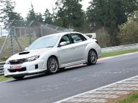2011 Subaru WRX STI 4-door at Nurburgring, 12 of 17
