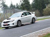 2011 Subaru WRX STI 4-door at Nurburgring, 12 of 17