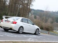 2011 Subaru WRX STI 4-door at Nurburgring, 13 of 17